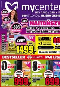 Gazetka promocyjna MyCenter - Najtańszy sklep z elektroniką - MyCenter - ważna do 25-03-2020