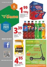 Gazetka promocyjna Gama - Promocje w sklepach Gama - ważna do 23-03-2020