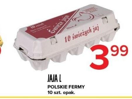 Jajka Polskie Fermy