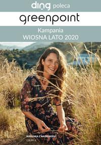 Gazetka promocyjna Greenpoint - Kampania Wiosna-Lato 2020 w Greenpoint - ważna do 31-03-2020