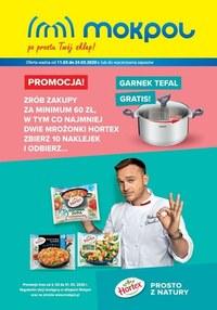 Gazetka promocyjna Mokpol - Promocje w sklepach Mokpol! - ważna do 24-03-2020