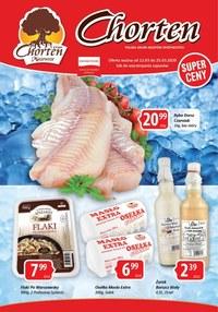 Gazetka promocyjna Chorten - Super ceny w Chorten - ważna do 25-03-2020