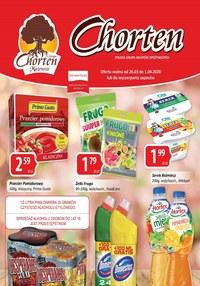 Gazetka promocyjna Chorten - Oferta Chorten  - ważna do 25-03-2020