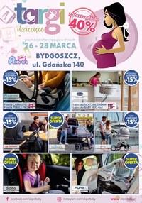 Gazetka promocyjna Akpol Baby - Targi dziecięce - Akpol Baby Bydgoszcz - ważna do 28-03-2020