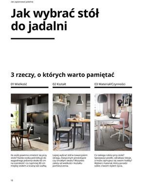 Jadalnie 2020 IKEA