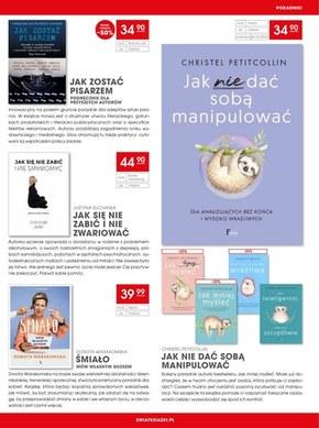 Książki o połowę taniej w Księgarniach Świat Książki