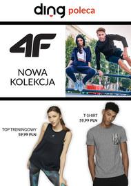 Nowa kolekcja sportowa 4F