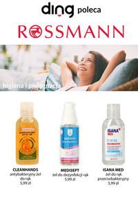 Gazetka promocyjna Rossmann - Zadbaj o higienę z Rossmannem!  - ważna do 22-03-2020