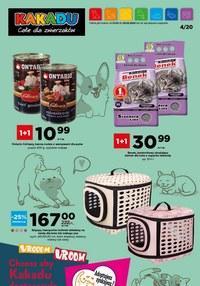 Gazetka promocyjna Kakadu - Kakadu dostarczy Ci produkty do domu!  - ważna do 25-03-2020