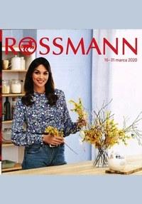 Gazetka promocyjna Rossmann - Kolorowa Wielkanoc w Rossmannie - ważna do 31-03-2020