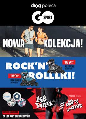 Nowa kolekcja w Go Sport!