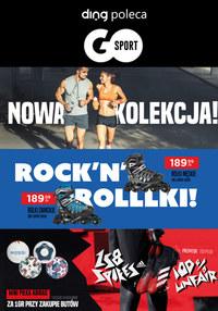 Gazetka promocyjna GO Sport - Nowa kolekcja w Go Sport!  - ważna do 26-03-2020