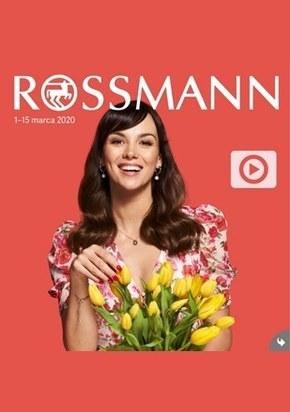 Marcowe promocje w Rossmann!
