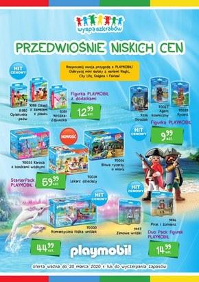 Przedwiośnie niskich cen w sklepach Wyspa Szkrabów!
