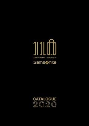 110 lat Samsonite!