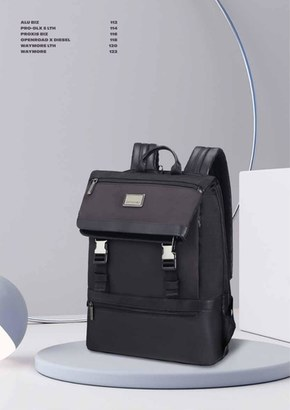 110 lat Samsonite!