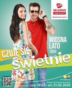 Wiosna, lato 2020 - Selgros Cash&Carry
