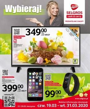 Przemyślane zakupy w Selgros Cash&Carry