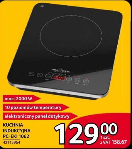 Kuchnia indukcyjna PC-EKI 1062