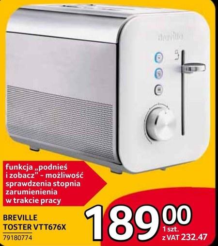 Toster VTT676X Breville