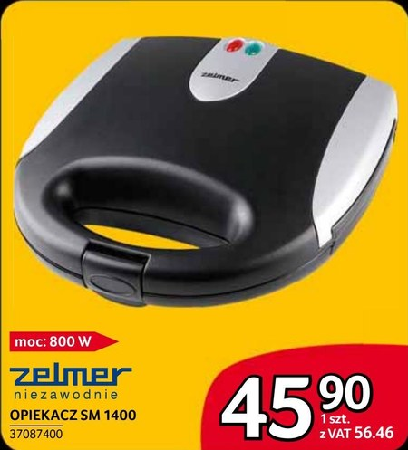 Opiekacz SM 1400 Zelmer