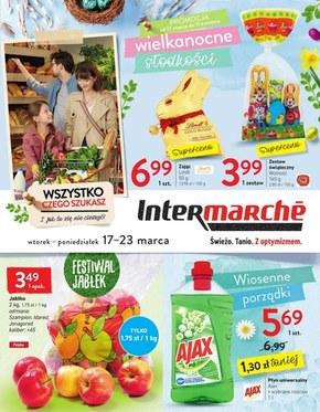 Wielkanocne słodkości w Intermarche!