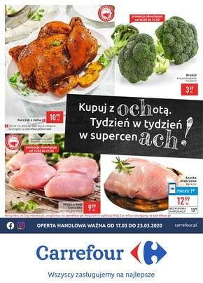 Kupuj z ochotą w Carrefour!