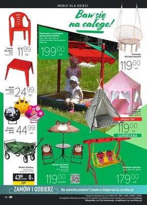 Pomysły na wiosnę z Carrefour!