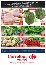 Oferta w Carrefour Market