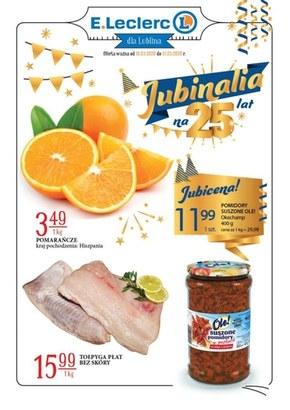 Promocje w E.leclerc Lublin!