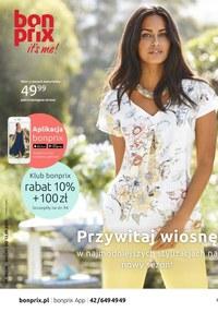 Gazetka promocyjna BonPrix - Przywitaj wiosnę z Bonprix