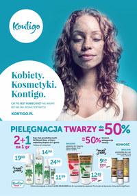 Gazetka promocyjna Kontigo - Kosmetyki dla kobiet w Kontigo - ważna do 30-03-2020