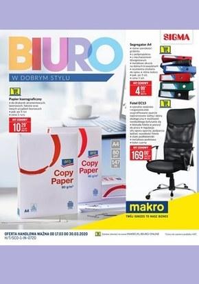 Biuro w dobrym stylu z Makro