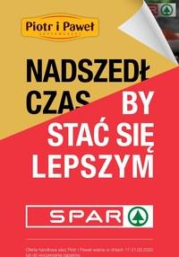 Gazetka promocyjna Piotr i Paweł - Nadszedł czas by stać się lepszym - Piotr i Paweł - ważna do 21-03-2020