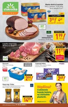 Nowe promocje w Stokrotka Market