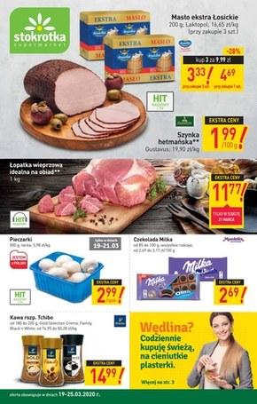 Oferta handlowa Stokrotka Supermarket