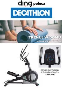 Gazetka promocyjna Decathlon - Trenuj w domu z Decathlonem - ważna do 29-03-2020