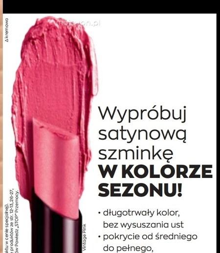 Szminka Avon