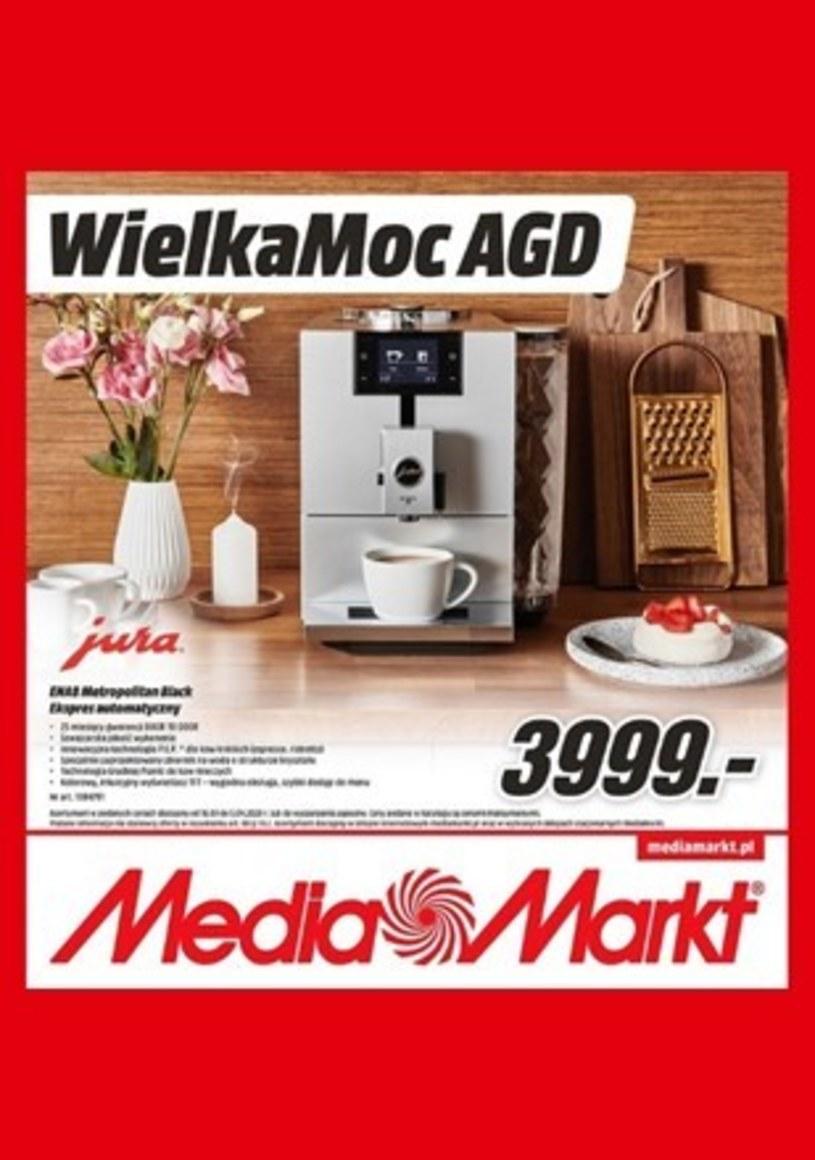 Gazetka promocyjna Media Markt - wygasła 2 dni temu