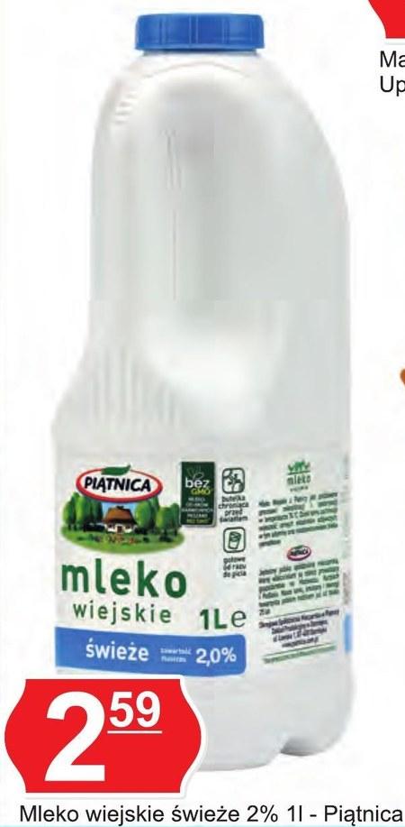 Mleko Piątnica