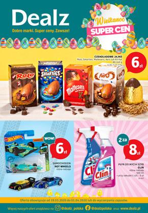 Wielkanoc super cen w Dealz!