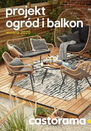 Gazetka promocyjna Castorama - Katalog Ogród 2020 Castorama