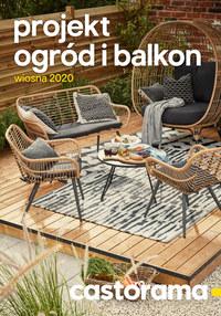 Gazetka promocyjna Castorama - Katalog Ogród 2020 Castorama - ważna do 31-05-2020