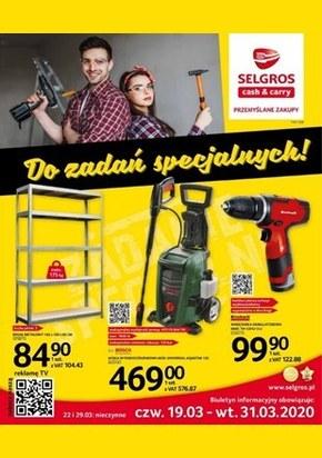 Katalog narzędzi Selgros