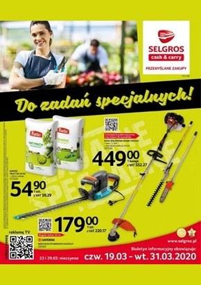 Do zadań specjalnych! - Selgros