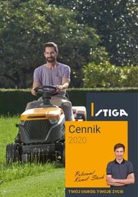 Gazetka promocyjna Stiga - Twój ogród, twoje życie - Stiga - ważna do 31-12-2020