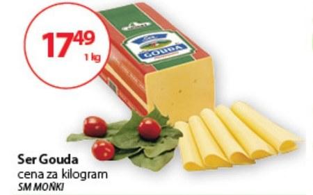 Ser żółty SM Mońki