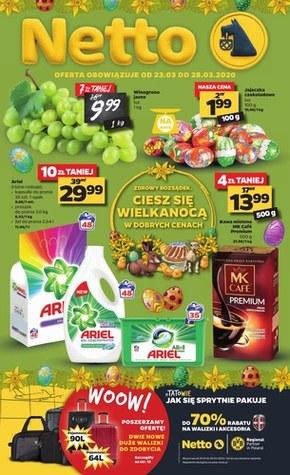 Dobre ceny na Wielkanoc w Netto!