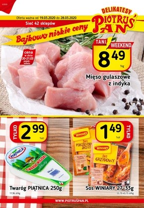 Piotruś Pan - Bajkowo niskie ceny