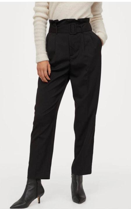 Spodnie damskie H&M